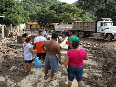Hondureños en Estados Unidos listos para enviar ayuda a damnificados de Eta e Iota