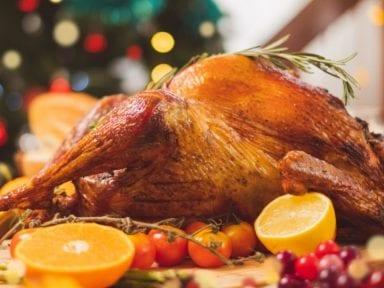 4 formas en las que puedes disfrutar de un delicioso Pavo en esta época navideña