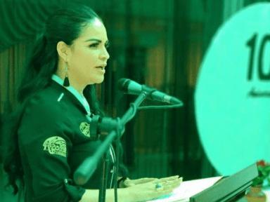 Alcaldesa mexicana llama a 'levantar las nalgas' por municipio de Sinaloa