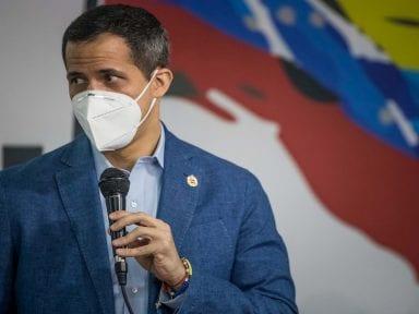 Juan Guaidó cuestiona amenaza del chavismo de dejar sin comida a venezolanos que no voten en legislativas