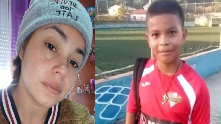 'Siento que mi vida no tiene sentido'; el desgarrador vídeo de Karina Chinchilla al cumplirse un año sin saber dónde está Enoc