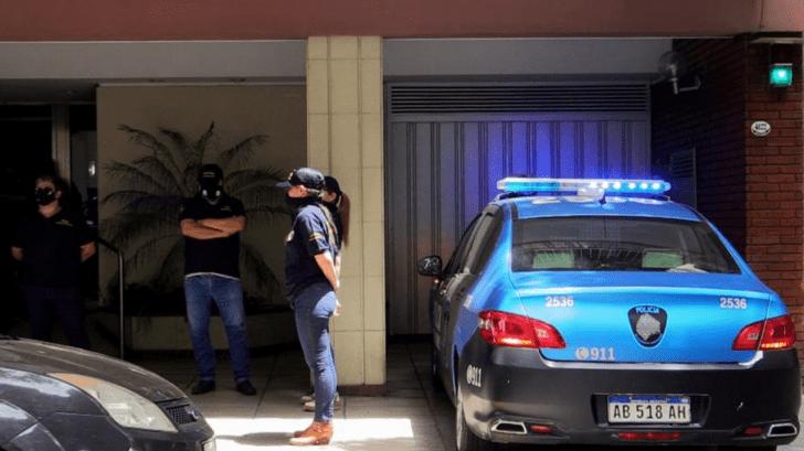 Juez ordena registro de casa y consultorio de la psiquiatra De Diego Maradona
