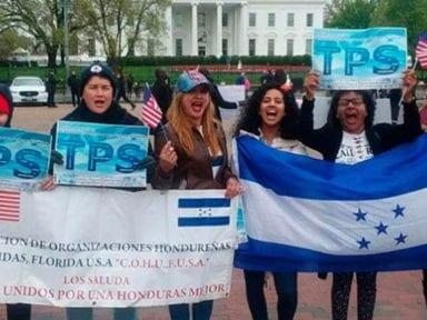 Estados Unidos deportará más de 400 mil centroamericanos en 2021 tras vencimiento del TPS