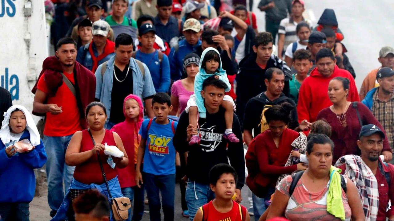 La solicitud de un nuevo TPS para los hondureños hace que más personas quieran migrar a Estados Unidos, dijo la experta Itsmania Platero