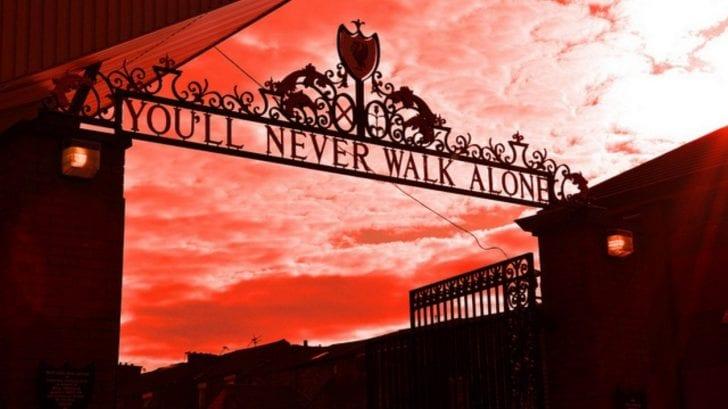 Muere el intérprete de la versión más popular del 'You'll Never Walk Alone', el histórico himno del Liverpool