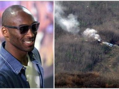 Nuevos detalles revelan lo que provocó la caída del helicóptero en el viajaba Kobe Bryant