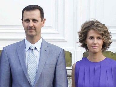 El presidente de Siria Bashar al-Asad y su esposa Asma positivos por coronavirus