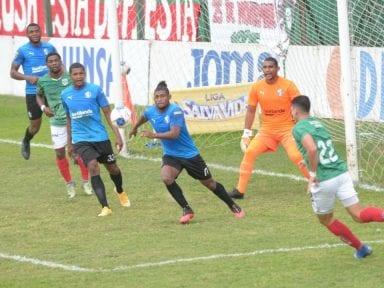 ¡No levanta cabeza! Marathón sigue la mala racha y empató 1-1 con Honduras Progreso