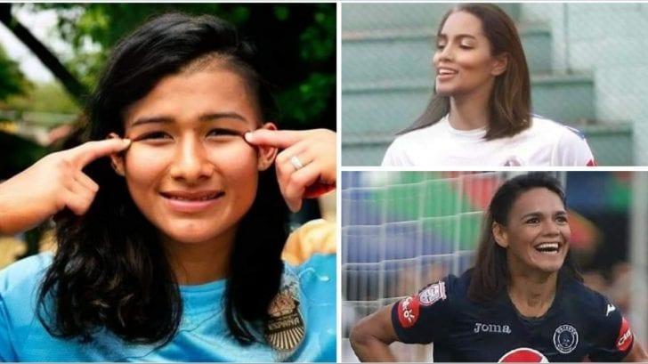 ¡Fotos! Así se verían de mujer algunos jugadores y técnicos de la Liga Nacional de Honduras