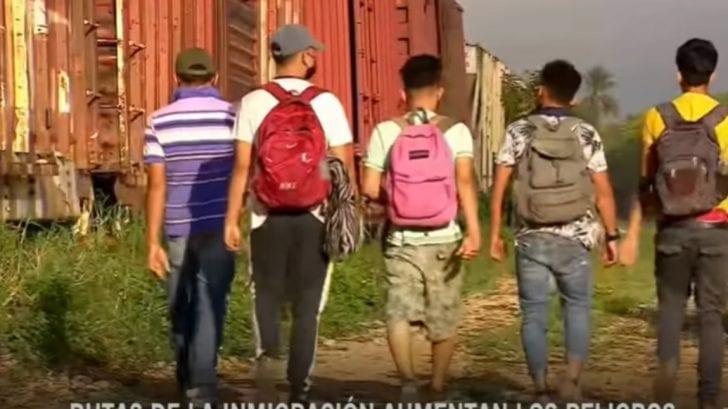 Hambre, robo y asesinato; la dura travesía de unos hondureños para llegar a Estados Unidos