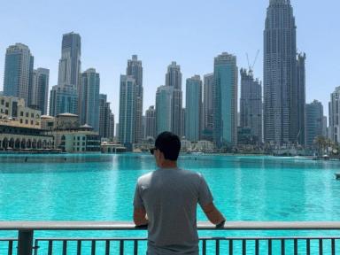 ¿Te gustaría vivir en Dubái? Este programa permitirá a hondureños residir un año en la ciudad mientras trabajan