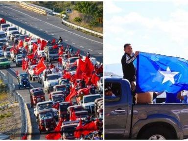 Políticos de Honduras cierran campaña en medio de la pandemia e incertidumbre previo a elecciones primarias