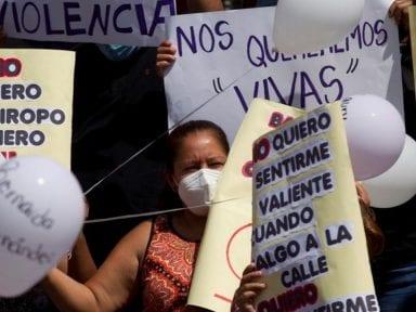La pandemia del covid-19 ha aumentado el desempleo femenino y los femicidios en Honduras