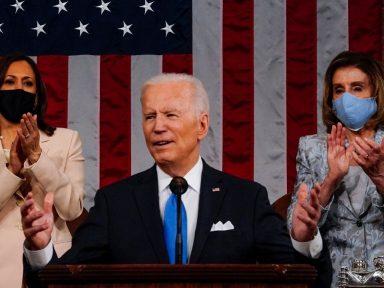 Joe Biden instó al Congreso a aprobar este año una ley migratoria para proteger a los dreamers