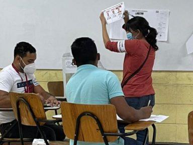 CNE dará capacitación técnica a partidos políticos y miembros de las MER para evitar inconsistencias en actas en comicios generales
