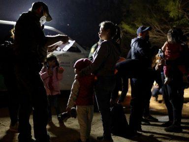 Niños migrantes centroamericanos confiesan cuál es su único sueño al llegar a Estados Unidos