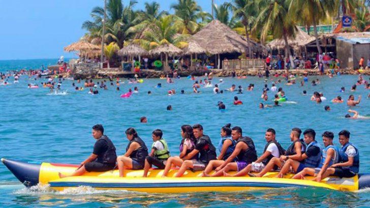Se reduce a un 65.8 por ciento los ingresos por turismo en Honduras