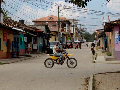 Migrantes abren una nueva ruta para ingresar a Honduras rumbo a Estados Unidos