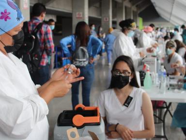 El miércoles 26 de mayo inicia vacunación de docentes y estudiantes de la salud