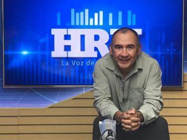Juan Carlos Barahona, 32 años haciendo periodismo radial con pasión, viajero y un furibundo motagüense