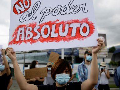Derechos humanos peligran en El Salvador tras destitución de magistrados de la CSJ, según Amnistía Internacional