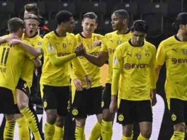 Borussia Dortmund se consagró campeón de la DFB Pokal 2020-2021