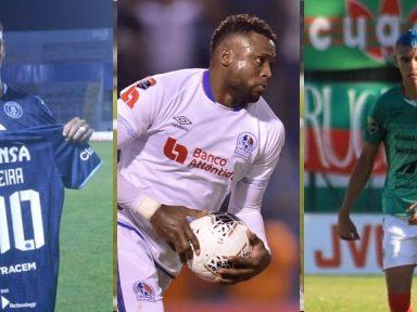 Honduras confirmó a sus tres equipos representantes en la Liga Concacaf