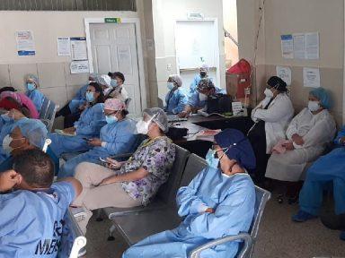 ¿Buscas trabajo de enfermería?, estos requisitos debes cumplir para aplicar en el IHSS