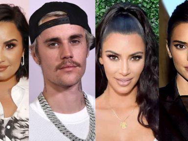 Kim Kardashian, Demi Lovato, Justin Bieber y Kendall Jenner entre los famosos que se han solidarizado con Colombia