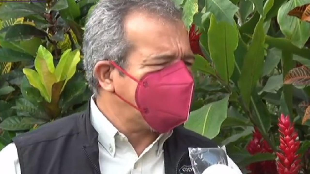 """El defensor de derechos humanos dijo en Telenoticias de Televicentro que la relación del Codeh con Miguel Carrión """"solo era de apoyo"""""""