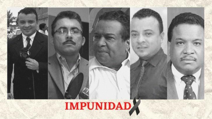 En impunidad la muerte de 87 periodistas y comunicadores sociales en Honduras, denuncian defensores de derechos humanos