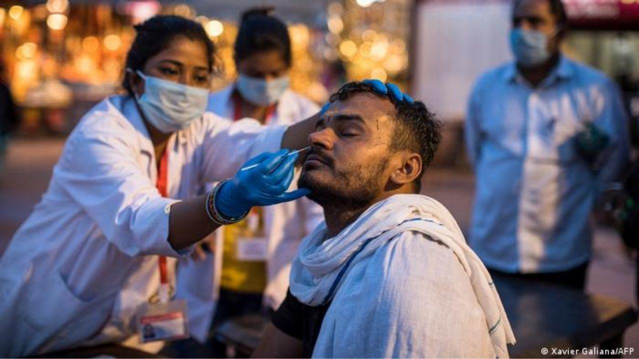 La situación es crítica y alarma a la población, pues son millones de ciudadanos contagiados con el virus, que no se ha logrado controlar a más de un año de su aparición
