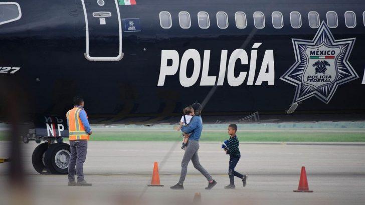 Deportación de migrantes hondureños disminuye 11.8% en primeros cuatro meses de 2021