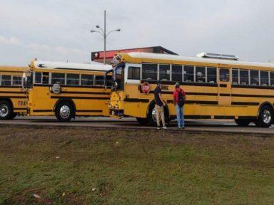 Dirigencia del transporte da tregua al gobierno y descartan nuevos paros hasta que les cumplan peticiones