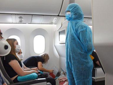 El número de pasajeros aéreos volverá a los niveles anteriores a la pandemia en 2023
