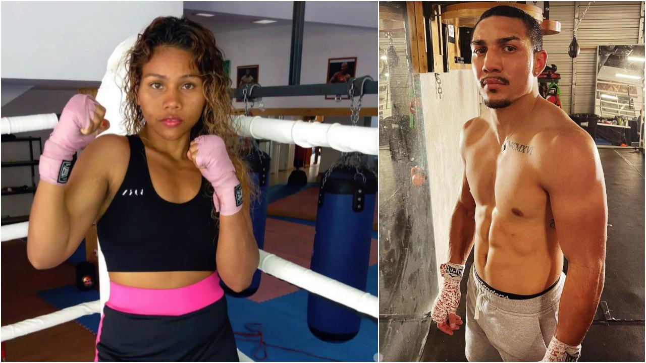 La compatriota ha trabajado en España como empleada doméstica y ahora quiere alcanzar el sueño de boxear profesionalmente