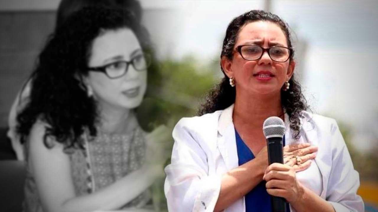 """La galena manifestó que """"cualquier cosa que le ocurra"""" será responsabilidad del gobierno de Honduras"""