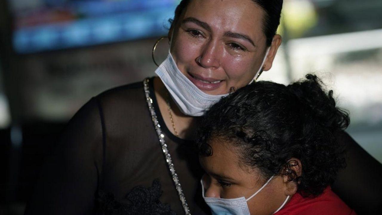 Después de ser encontrada, la menor hondureña fue llevada a un refugio de menores migrantes no acompañados, en La Joya, Texas