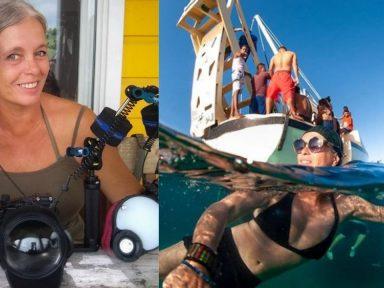 Conozca a Monique Tarée, la holandesa que se enamoró del caribe hondureño