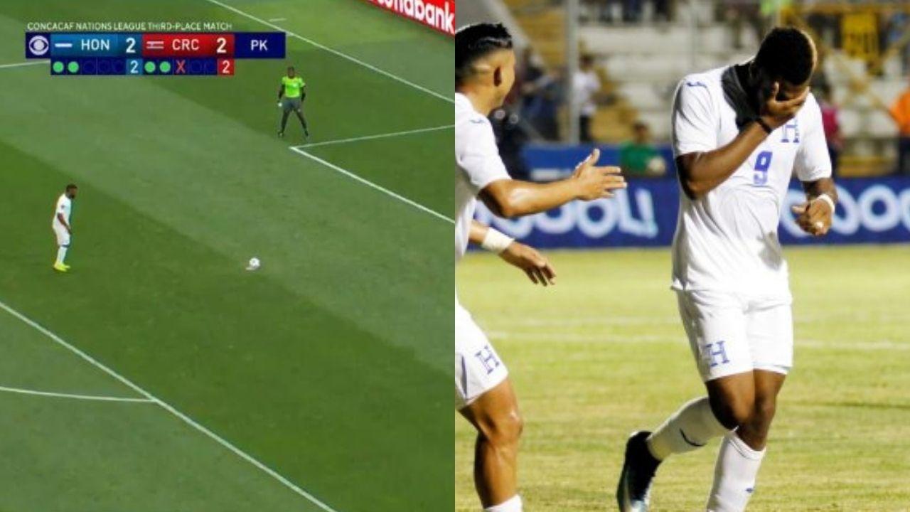 Lee lo que dicen los hondureños sobre el gol del seleccionado