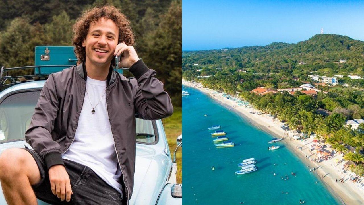 El famoso youtuber informó a sus seguidores hondureños que visitará Honduras muy pronto
