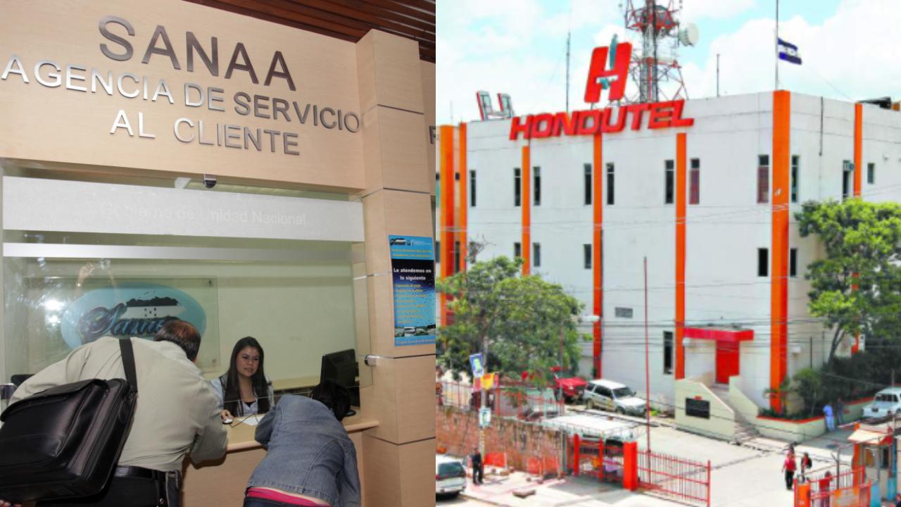 Entérese de los beneficios de los que podrá gozar si es cliente del SANAA y Hondutel