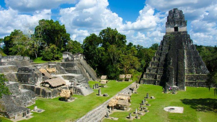 Los mayas de Tikal protegieron espacios verdes en su metrópoli