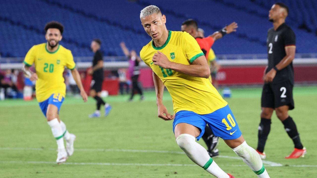 El campeón de la edición 2016 toma al delantero del Everton como figura a seguir; Brasil se vio ampliamente superior a todas las selecciones en la jornada inicial
