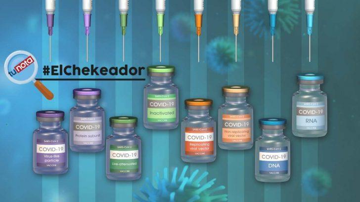 La aplicación de dos dosis de la vacuna anticovid-19 no asegura correr riesgos de infección o muerte