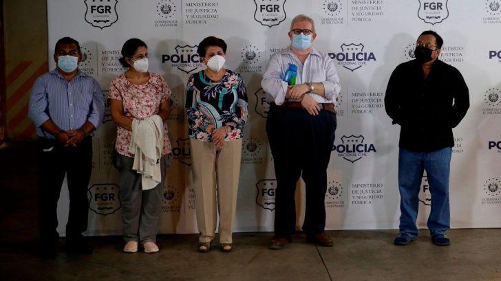 La Fiscalía de El Salvador ordena detener al expresidente Sánchez Cerén por corrupción