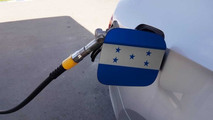 Gasolina superior cerrará el mes de julio costando L 103 por galón