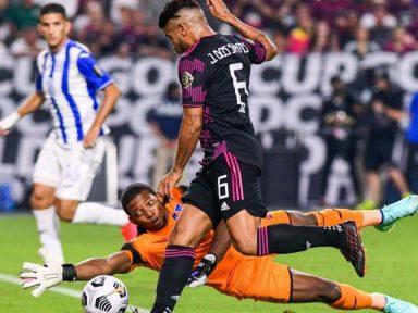 Minuto a minuto del Honduras 0-3 México, relato, fotos y vídeos