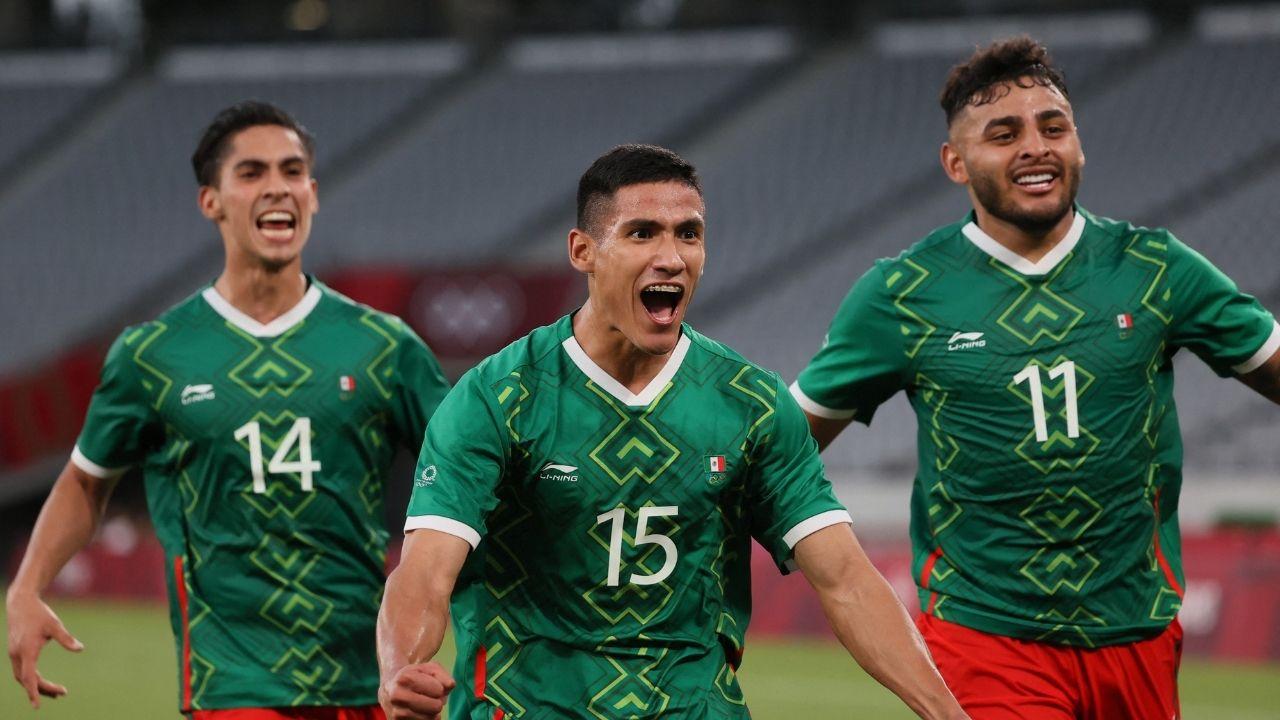 La selección mexicana, que conquistó el oro en Londres-2012, fue mejor de principio a fin ante una Francia deslucida