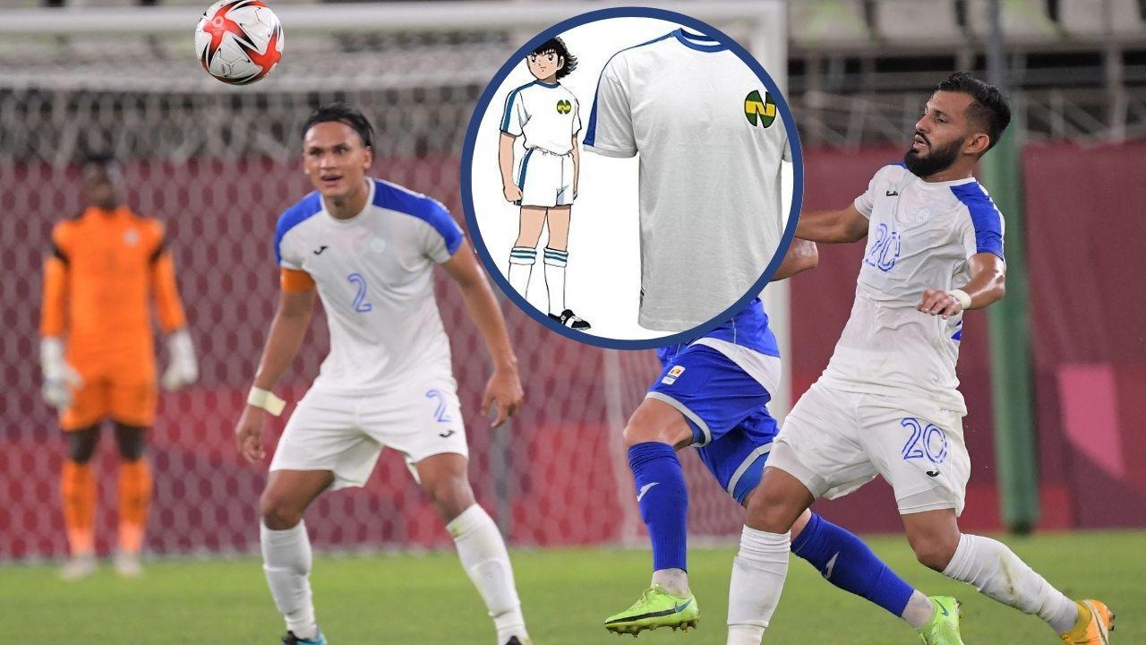 El equipo hondureño tiene un modelo exclusivo para los juegos, contrario a otras ediciones donde arrastró los modelos regulares de temporada